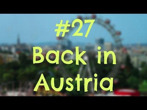 Auslandstagebuch USA 2014/15 #27 Back in Austria