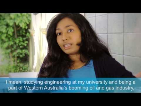 Study Perth Student Stories: Dhanya from Malaysia (English)