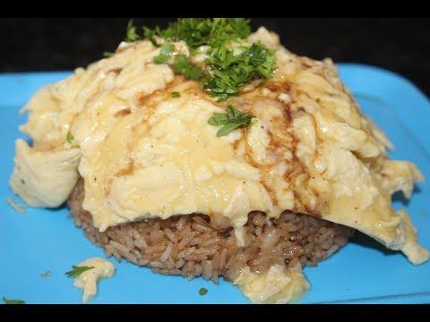 OmuRice Recipe By  Desi Zaiqa | Easy To make Recipe in Hindi