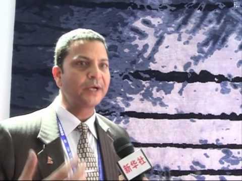 Nepali businessman eyes Chinese market