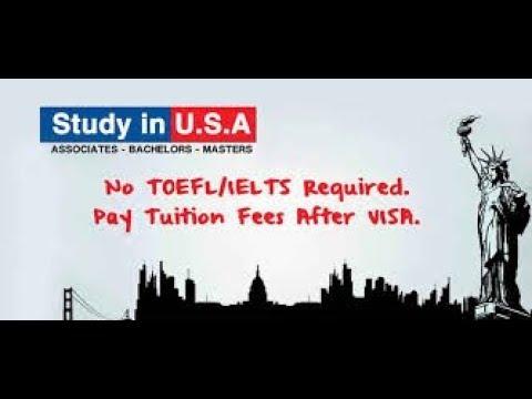 How to get Study visa of USA?