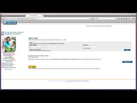 Manage Your Globe Life Insurance Account Online - MyBillCom.Com