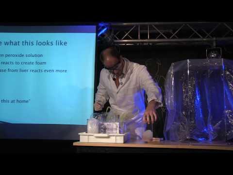 Alcohol and the Liver: Matt Decovsky at TEDxYouth@AICS