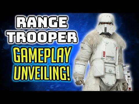 Range Trooper Gameplay Unveiling! Retribution for Troopers! | Star Wars: Galaxy of Heroes