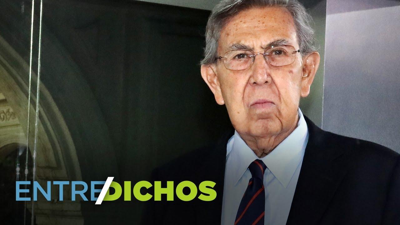 ¿Qué opina Cárdenas de AMLO, la 4T y Pemex? | Entredichos