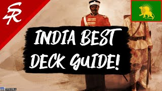 India BEST Strategy / Deck Guide! Age of Empires III