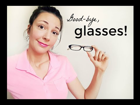 Good-Bye Glasses! Natural Eyesight Improvement (See Description for Update)
