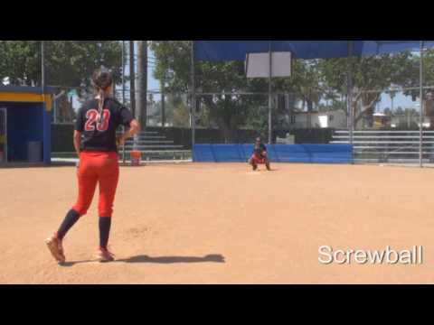 Alexis Holler Pitcher 2017 3.6 gpa