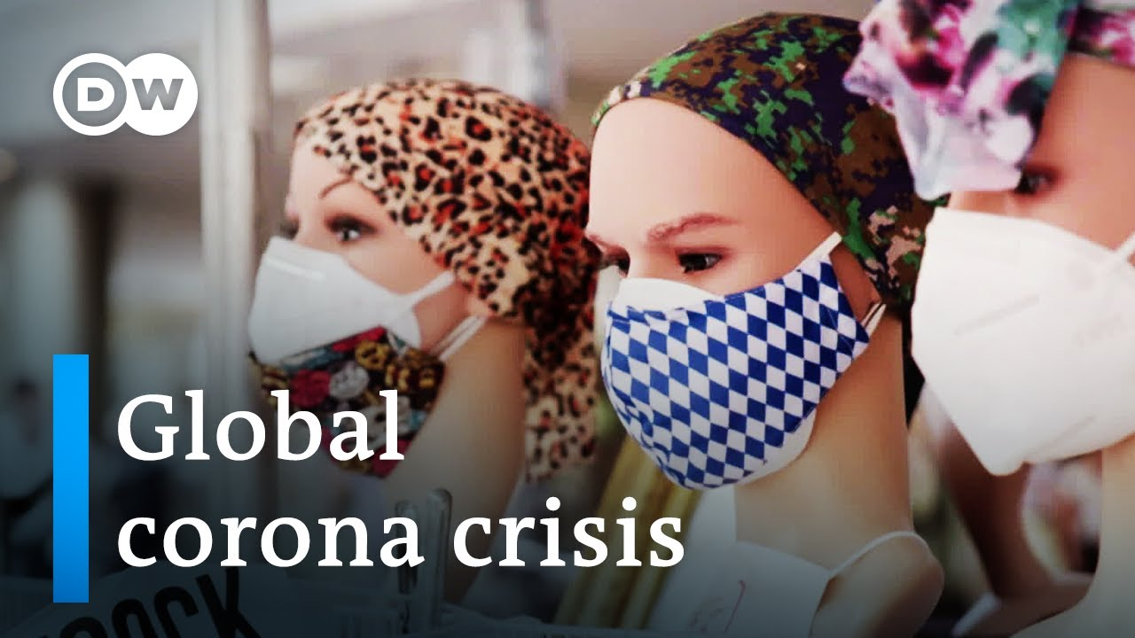 Corona's consequences – how the pandemic is changing globalization | DW Documentary