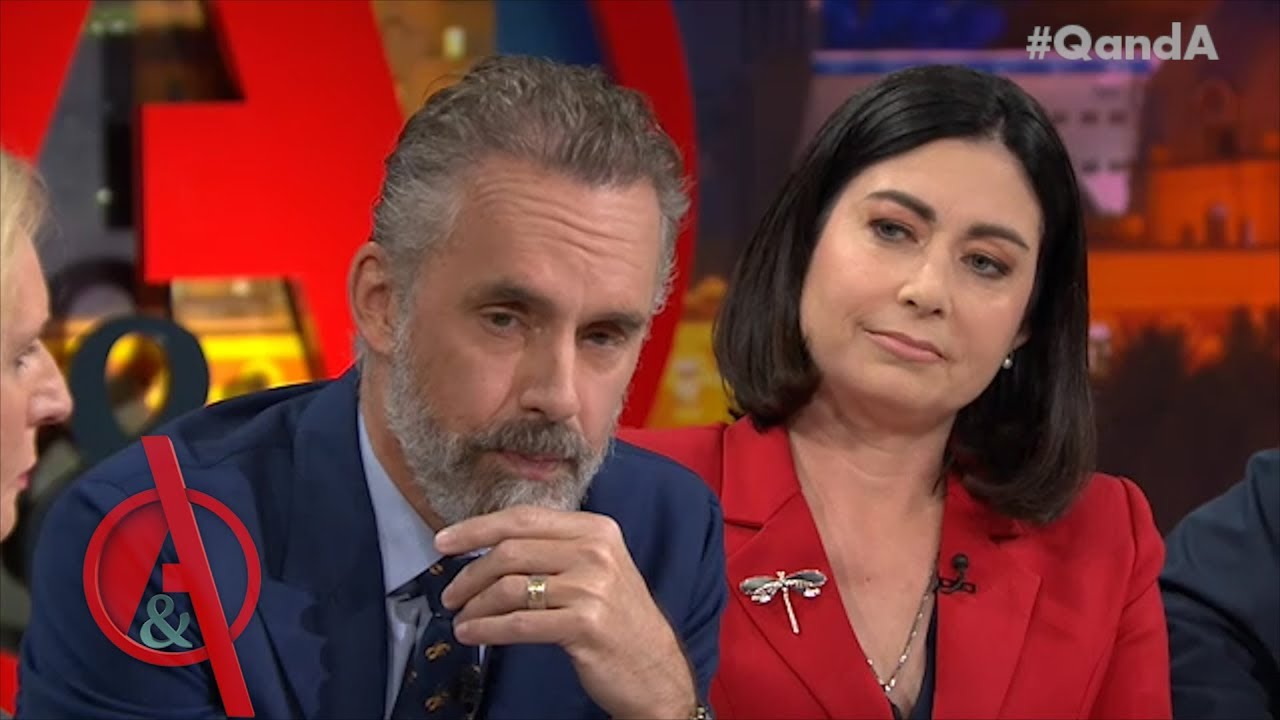 """Jordan Peterson: """"If You Haven't Done Anything Wrong, Do Not Apologise"""" 