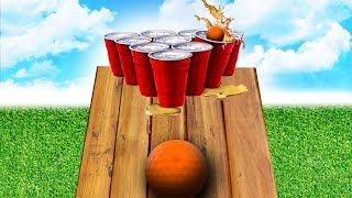 BEER PONG MINI GOLF (Golf It)