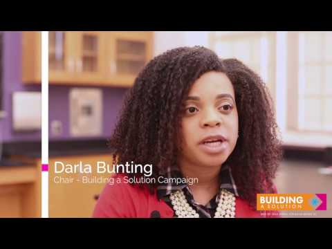 Meet Darla, BUILDING A Solution Campaign Chair