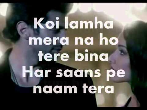 Tum Hi Ho-Karaoke & Lyrics-Aashiqui 2