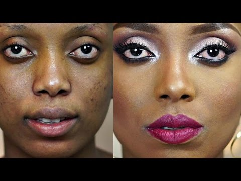 How To Contour And Highlight Your Nose To Look Slim And Natural
