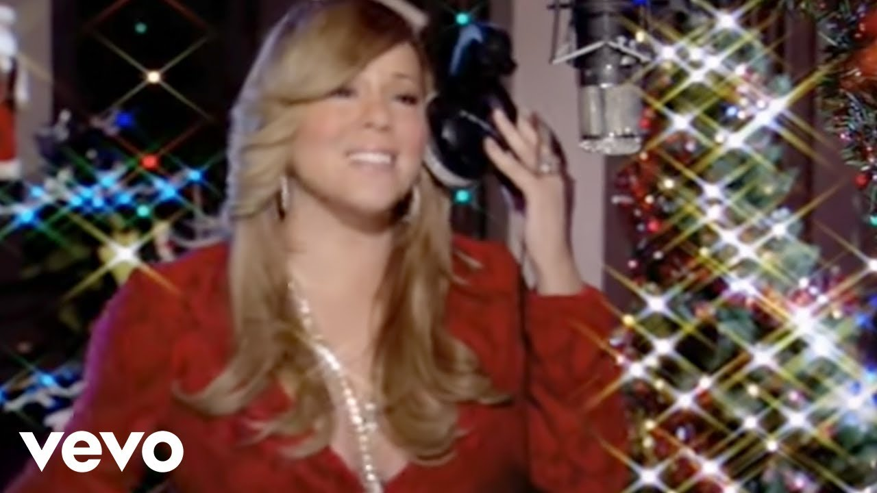 Mariah Carey - O Come All Ye Faithful/Hallelujah Chorus (feat. Patricia Carey)