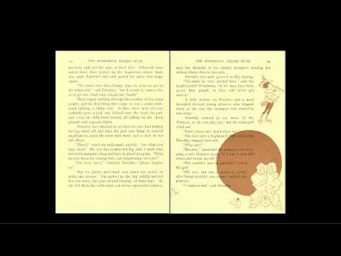 The Wonderful Wizard of Oz - L Frank Baum - Chapter 20