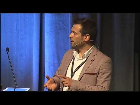 Richard Ferraro, Catchoom, Cloud, Big Data, and Image Recognition for AR at AWE 2013