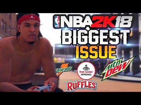 NBA 2K18's Biggest Issue - THE NEIGHBORHOOD - NBA 2K19 Wishlist #1!