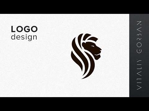 Logo design speed art process - Business result