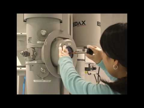 Transmission Electron Microscope, Part 1 of 2