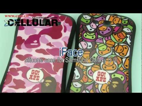 Samsung Galaxy S3 iFace silicone cases