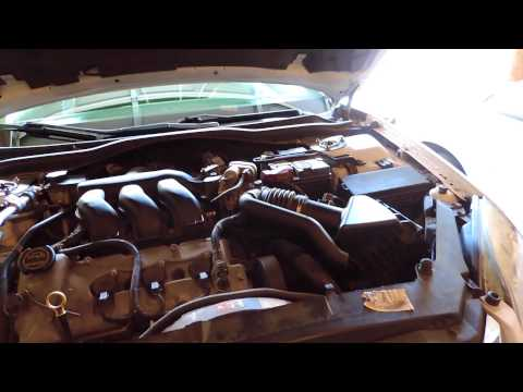 EASY Ford Fusion Transmission Repair!