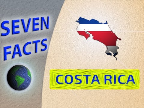 7 Facts about Costa Rica