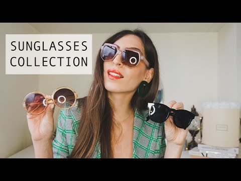 DESIGNER AND HIGH STREET SUNGLASSES COLLECTION 2018 | TERAL ATILAN