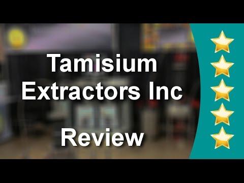 Tamisium Extractors Review by Scott D.