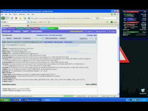 how to trace email sender ip for more detail mail me