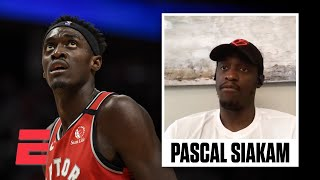 Pascal Siakam: 'The time is now for change' regarding social justice | WYD with Ros Gold-Onwude