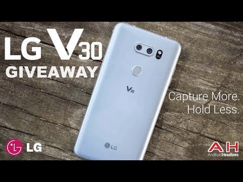 LG V30 Plus International Giveaway