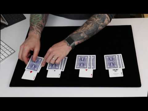 MY FAVORITE SLEIGHT OF HAND CARD TRICK