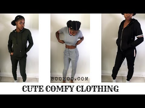 AFFORDABLE MINI FALL/ WINTER CUTE COMFY HAUL- BOOHOO.COM | ThatsSoChey