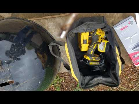 Replacing The Weber Grill One-Touch Cleaning System Part #7444