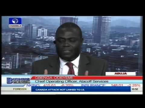 Business Morning: Focus On Nigeria's Revenue Generation  Pt2