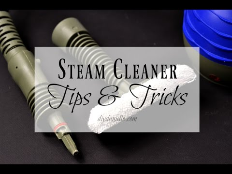 Easy Steam Cleaner Ideas