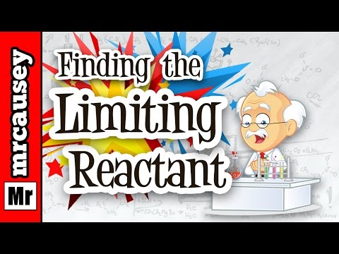 How to Calculate Limiting Reactant and Moles of Product