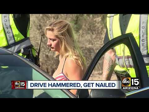 Mesa DUI checkpoint nets more than 20 arrests on Memorial Day