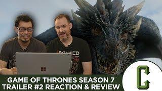 Game of Thrones Season 7 Trailer #2 Reaction & Review
