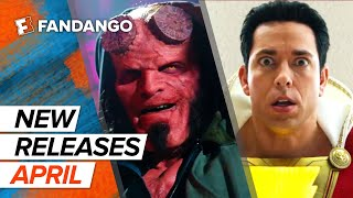 New Movies Coming Out in April 2019 | Movieclips Trailers