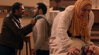 على ضرب جوز اخته بالسكينة 😱 .. ( مفيش راجل تسمعي كلمته غيري ) #أبو_العروسة