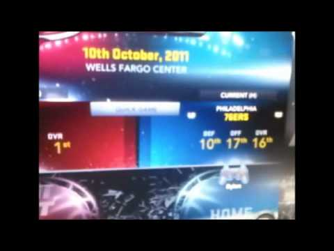 HOW TO UNLOCK ALL NBA 2K12