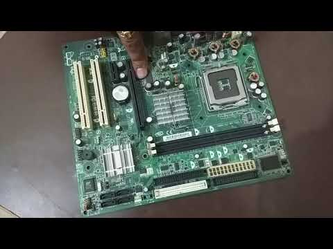 How to check your Motherboard's Model Number(Sai Computer)