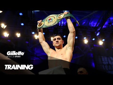 Boxing Training with Former World Champion Marco Huck | Gillette World Sport