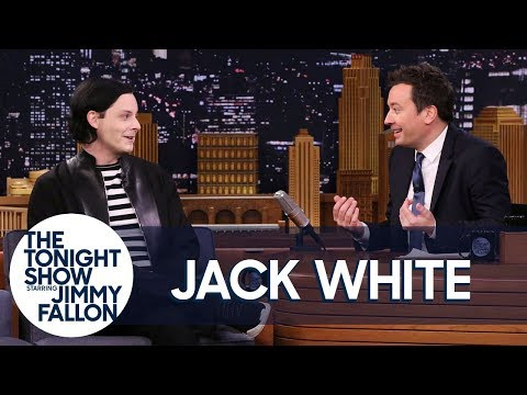 Jack White and Jimmy Fallon Were Mischievous Altar Boys
