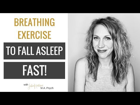 A Quick & Simple Breathing Exercise for Sleep