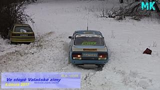 Ve Stopě Valašské Zimy 2017 Crash/Action