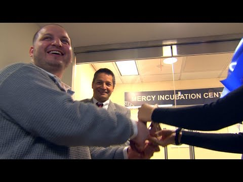 Mercy Business Incubation Center Ribbon Cutting