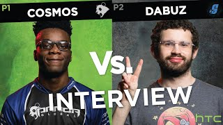 """""""I'm really confident against Dabuz."""" Cosmos vs. Dabuz Interview at Genesis 6 